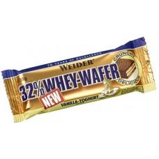 Weider 32% Whey Wafer Bar, 35 грамм